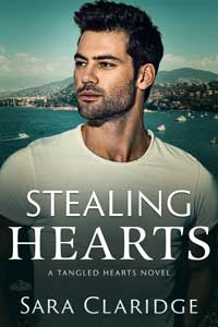 Romantic Suspense Book Cover - Stealing Hearts
